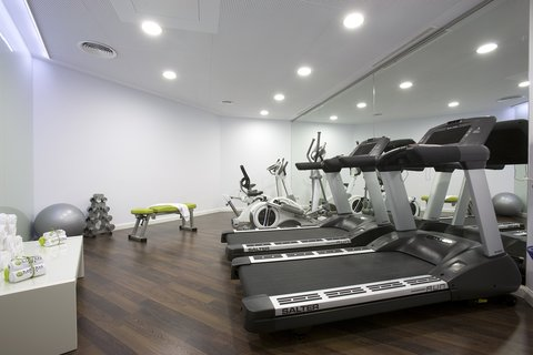 Hotel Palace - Fitness Center