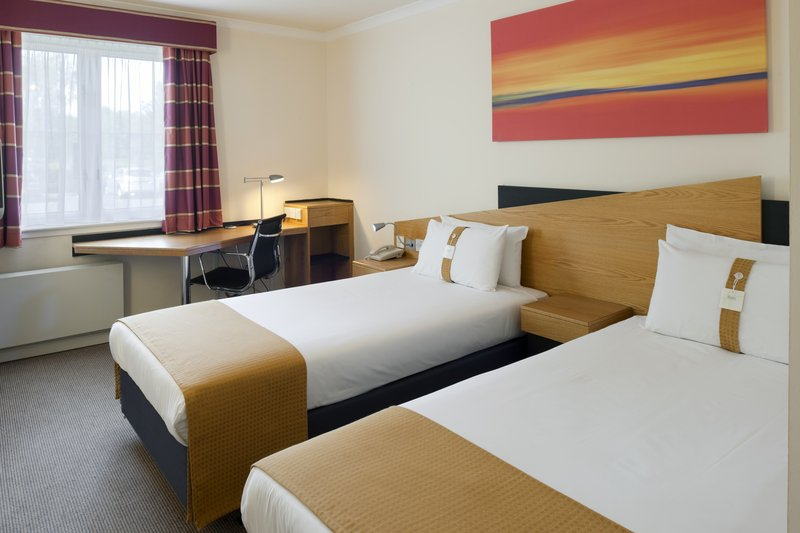 Holiday Inn Express Strathclyde M74, JCT.5 客房视图