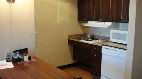 Homewood Suites by Hilton Amarillo - In-Suite Kitchen Area