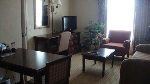 Homewood Suites by Hilton Amarillo - Suite Living Area