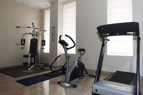 Hotel Traíña - Fitness Room