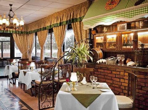 فندق شيراتون المنتزه - La Mamma Restaurant