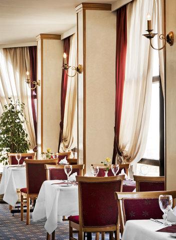 فندق شيراتون المنتزه - Coquillage Cafe Restaurant
