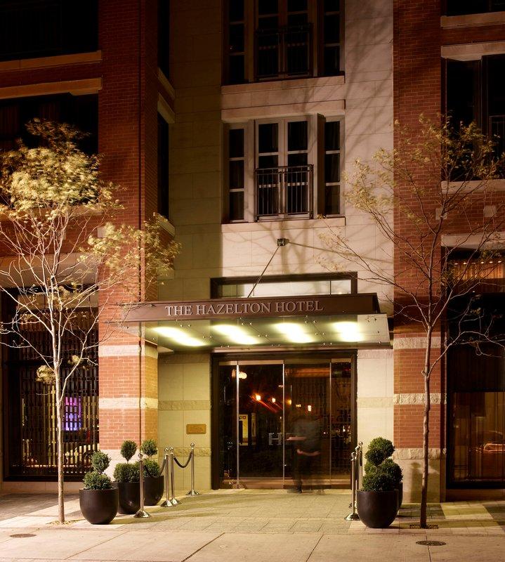 The Hazelton Hotel Toronto Ulkonäkymä