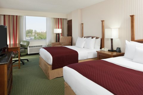 DoubleTree by Hilton Hotel Annapolis - Two Double Beds Room