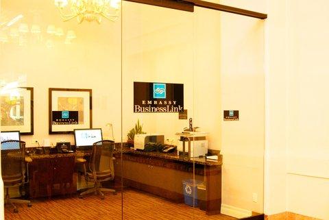 Embassy Suites Anaheim - North - Business Center