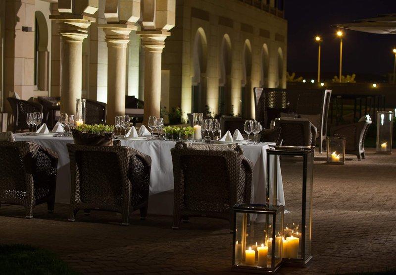 Renaissance Tlemcen Hotel Restauration