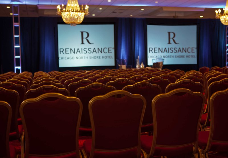 Renaissance Chicago North Shore Hotel BallRoom