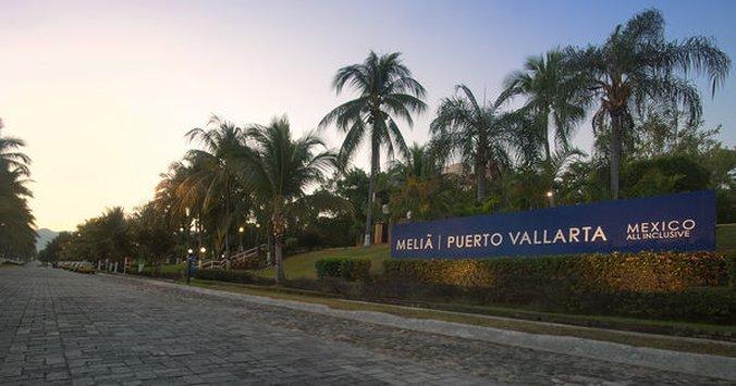 Melia Puerto Vallarta Set udefra