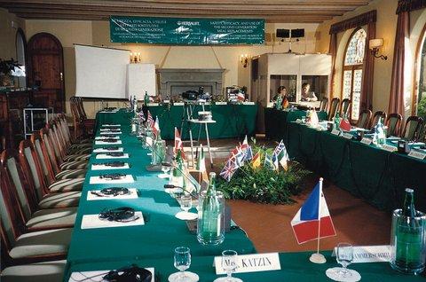 Hotel Villa Le Rondini - Meeting Room