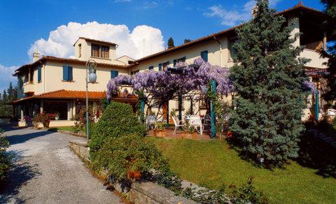 Hotel Villa Le Rondini - Exterior