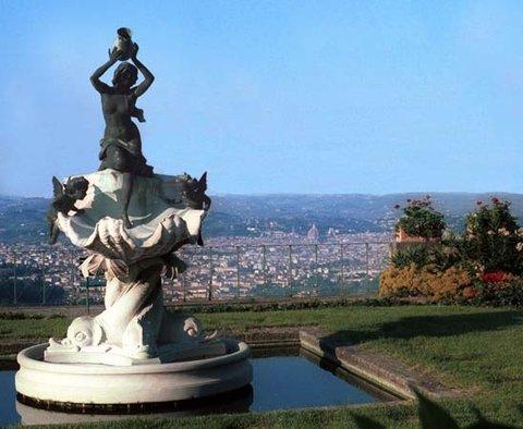 Hotel Villa Le Rondini - Fountain
