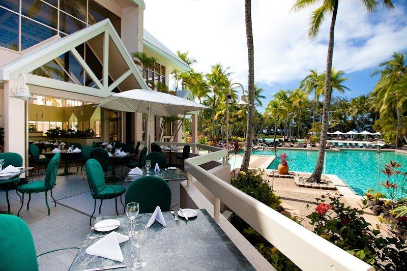Sheraton Mirage Port Douglas Resort Kilátás a szabadba