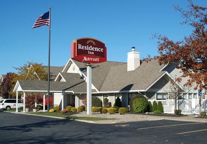 RESIDENCE INN AMHERST MARRIOTT