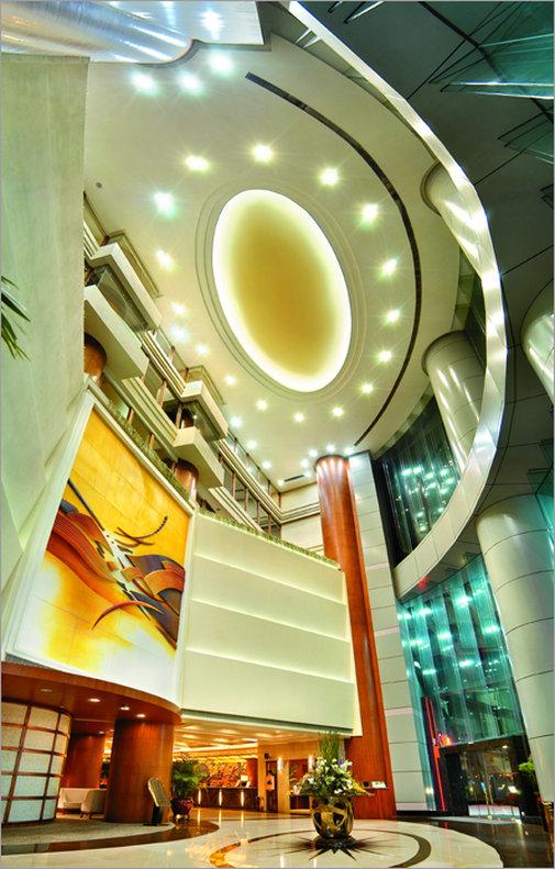 Holiday Inn Zhuhai Kilátás a szabadba