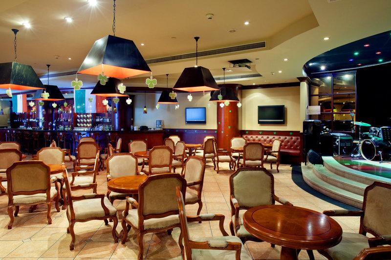 Holiday Inn Zhuhai Bár/lounge