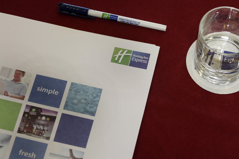 Holiday Inn Express Madrid-Alcorcon Gastronomy