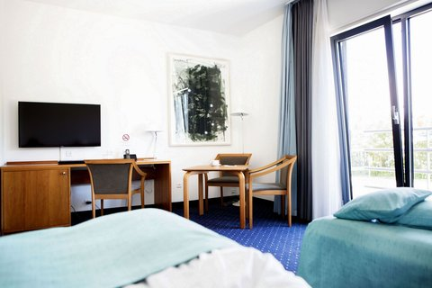 Farum Park Sports & Konferencecenter - Double Room twin or doublebeds