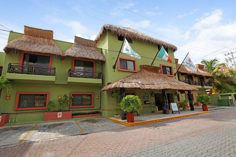 Hotel Aventura Mexicana Außenansicht