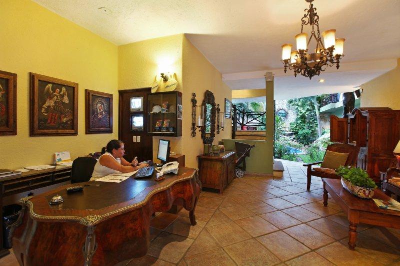 Hotel Aventura Mexicana Lobby