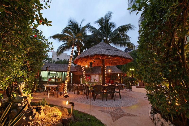Hotel Aventura Mexicana Gastronomie