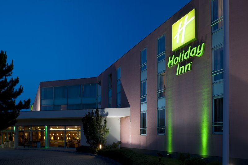 Holiday Inn BUDAPEST-BUDAORS Set udefra