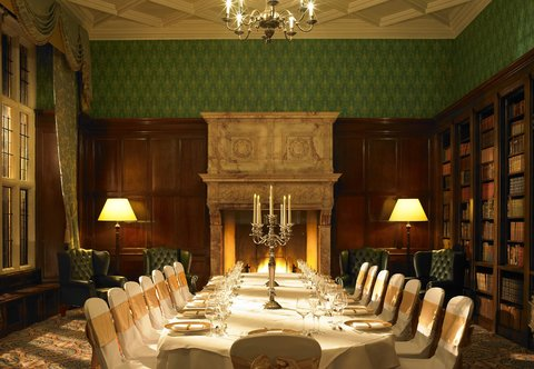 Hanbury Manor Marriott Hotel & Country Club - The Library Private Dining