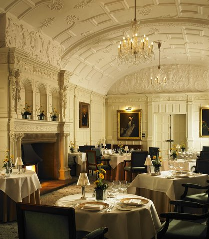 Hanbury Manor Marriott Hotel & Country Club - Zodiac Restaurant