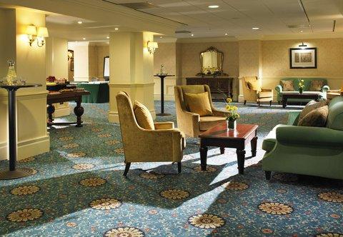 Hanbury Manor Marriott Hotel & Country Club - Breakout Area