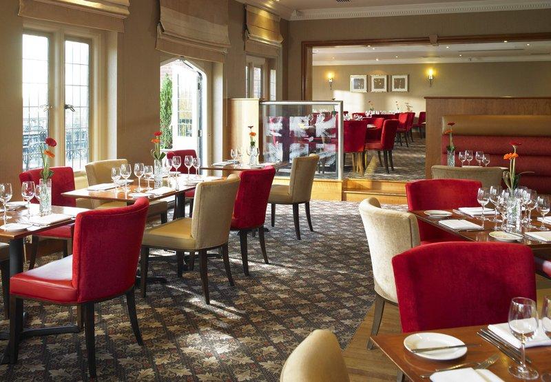 Hanbury Manor Marriott Hotel & Country Club Ristorazione