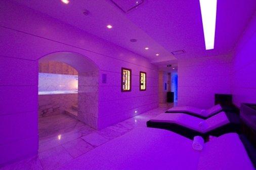 Jumeirah Grand Via Veneto Wellnessområde