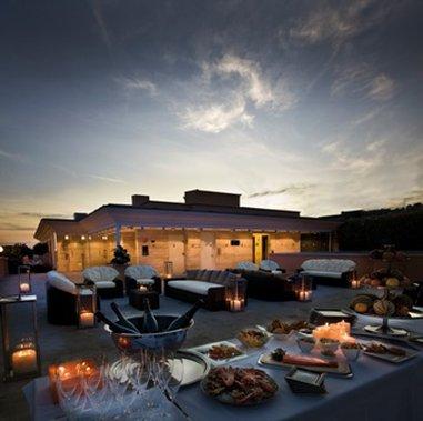 Jumeirah Grand Via Veneto Restaurang
