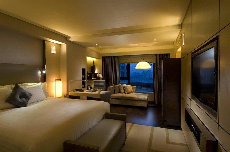 Hilton Beijing Wangfujing Vista della camera