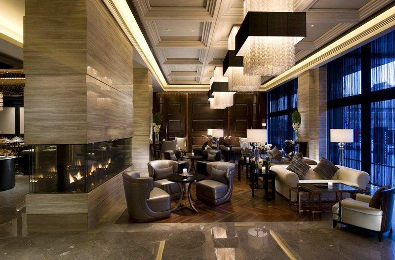 Hilton Beijing Wangfujing Baari/lounge