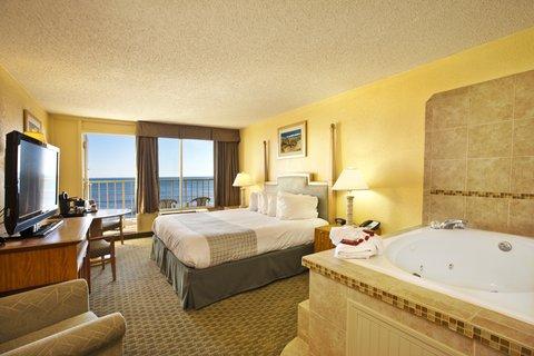 Ramada Plaza Nags Head Oceanfront - Jacuzzi Room