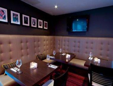 Ramada Encore Leicester レストラン