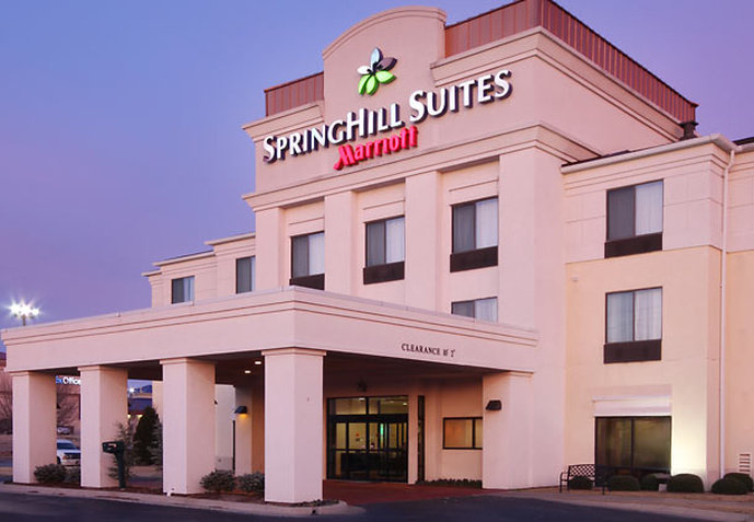 SpringHill Suites Tulsa