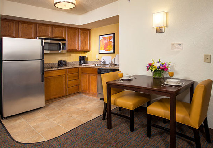 Residence Inn Washington DC/Dupont Circle Zimmeransicht