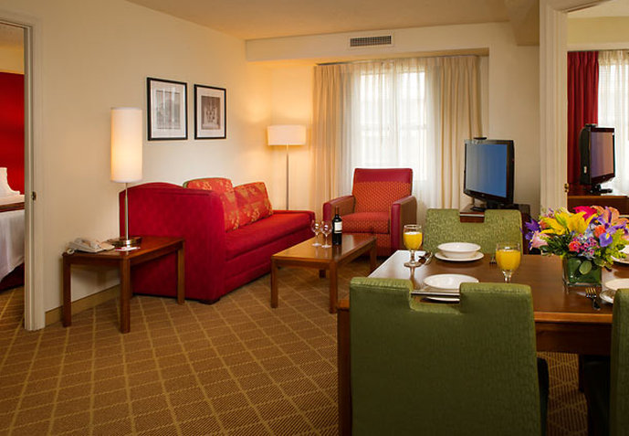 Residence Inn Washington DC/Dupont Circle Zimmeransicht