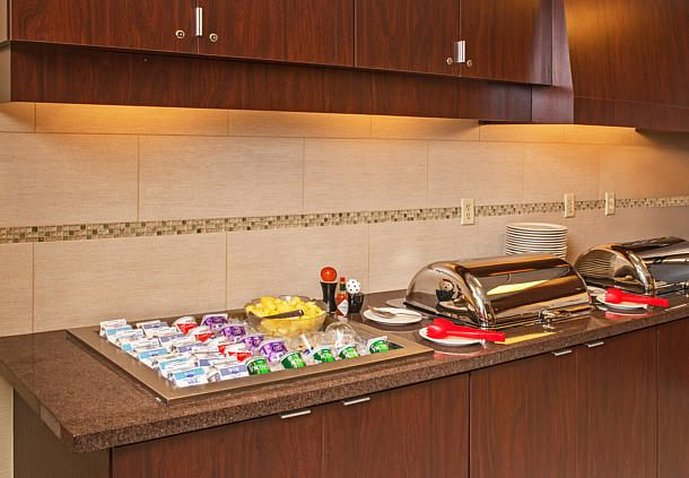 Residence Inn Washington DC/Dupont Circle Gastronomie