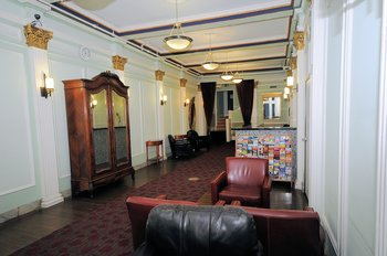 Americas Best Value Inn-Union Square - Lobby