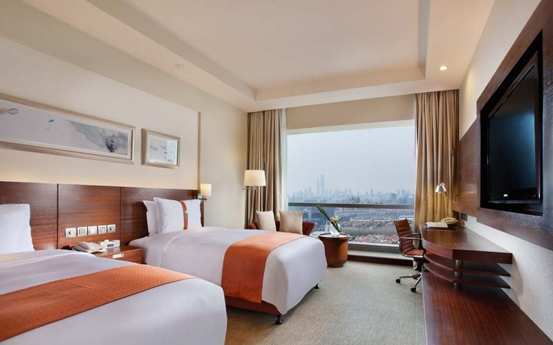 Holiday Inn Shanghai Pudong Kangqiao View of room