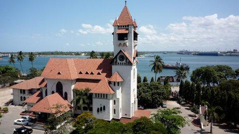 Sea Cliff Hotel - Dar es Salaam Harbour Side