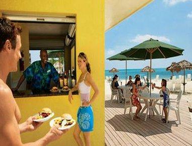 Viva Wyndham Fortuna Beach Hotel - Beach Bar