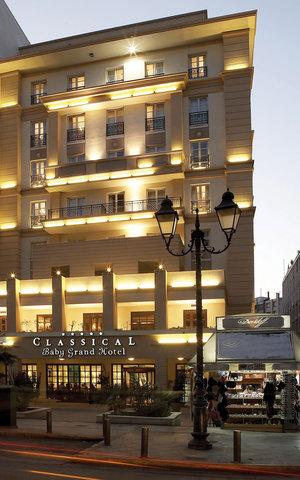 古典宝贝大酒店 - Baby Grand Hotel Exterior