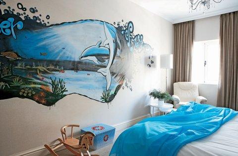 古典宝贝大酒店 - Standard Graffiti
