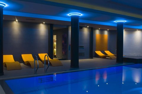 Radisson Blu Park Lane Hotel - Swimming Pool