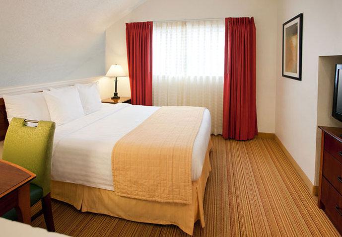 Residence Inn Las Vegas Convention Center Odanın görünümü