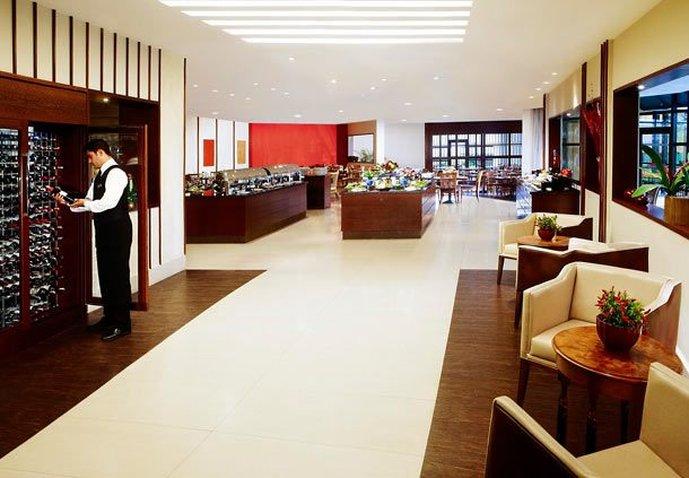 Marriott Sao Paulo Airport Gastronomie