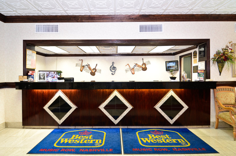 Best Western Plus-Music Row - Nashville, TN